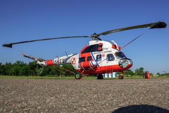 5823 - Poland - Army Mil Mi-2