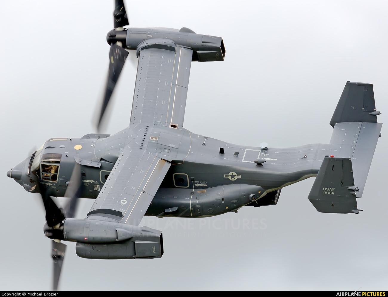 USA - Air Force 12-0064 aircraft at Fairford