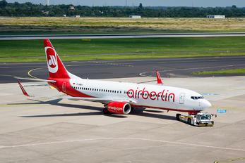 D-ABKJ - Air Berlin Boeing 737-800