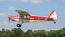 S5-DAI - Private Piper PA-18 Super Cub aircraft