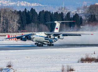 RA-76745 - Russia - Air Force Ilyushin Il-76 (all models)