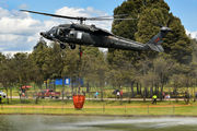 FAC4106 - Colombia - Air Force Sikorsky H-60L Black hawk aircraft