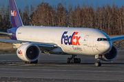 N861FD - FedEx Federal Express Boeing 777F aircraft