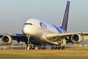 HS-TUA - Thai Airways Airbus A380 aircraft