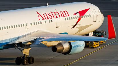 OE-LAX - Austrian Airlines/Arrows/Tyrolean Boeing 767-300ER