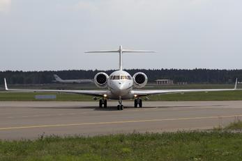 VP-BAH - Private Bombardier BD-700 Global Express