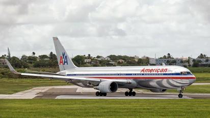 N362AA - American Airlines Boeing 767-300ER