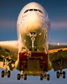 A6-EEF - Emirates Airlines Airbus A380 aircraft