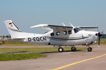 D-EQCH - Private Cessna 210 Centurion