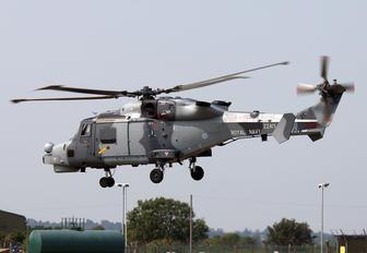 ZZ413 - Royal Navy Agusta Westland AW159 Lynx Wildcat AH.1