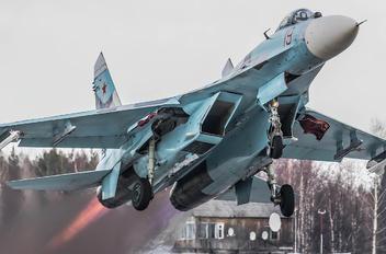 RF-95517 - Russia - Air Force Sukhoi Su-27P