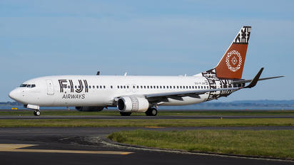 DQ-FJM - Fiji Airways Boeing 737-800