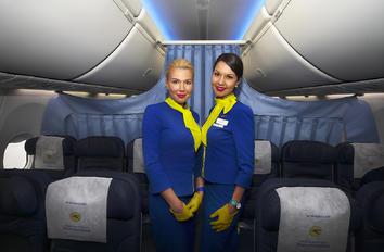 Ukraine International Airlines - Boeing 737-800 UR-PSR