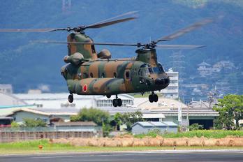 52968 - Japan - Ground Self Defense Force Kawasaki CH-47J Chinook