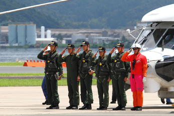 - - Japan - Maritime Self-Defense Force - Airport Overview - People, Pilot