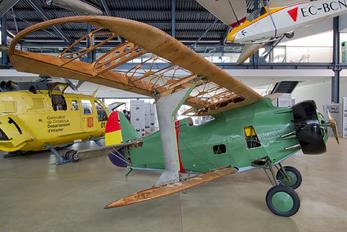 I15 - Fundació Parc Aeronàutic de Catalunya Polikarpov I-15