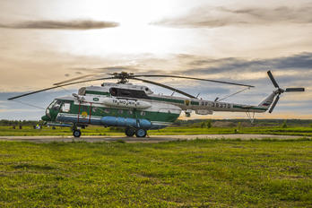 RF-38370 - Russia - Federal Customs Mil Mi-8MTV-1