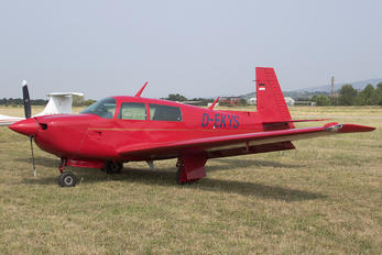 D-EKYS - Private Mooney M20J