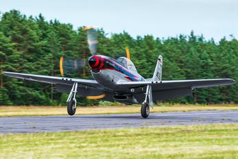 SE-BIL - Biltema North American F-51D Mustang