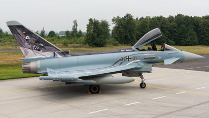 31+31 - Germany - Air Force Eurofighter Typhoon S