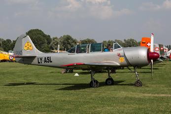 LY-ASL - Private Yakovlev Yak-52