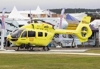 G-YOAA - Airbus Industrie Eurocopter EC145