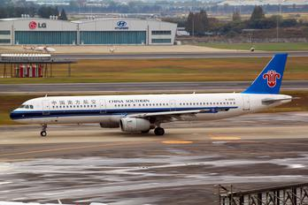 B-6553 - China Southern Airlines Airbus A321