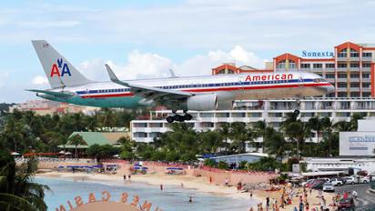 N634AA - American Airlines Boeing 757-200