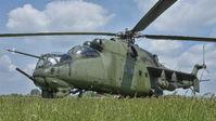 #2 Poland - Army Mil Mi-24D 456 taken by Roman N.