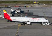 EC-JGS - Iberia Airbus A321 aircraft