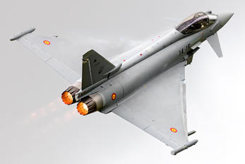 C16-55 - Spain - Air Force Eurofighter Typhoon