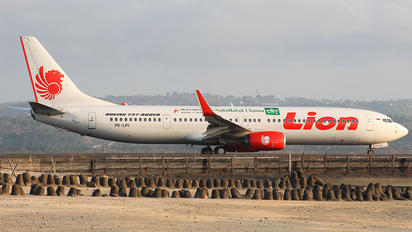PK-LPI - Lion Airlines Boeing 737-900ER