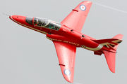 "XX311 - Royal Air Force ""Red Arrows"" British Aerospace Hawk T.1/ 1A aircraft"