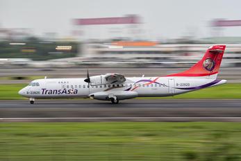B-22820 - TransAsia Airways ATR 72 (all models)
