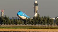#3 KLM Boeing 747-400 PH-BFV taken by nustyR