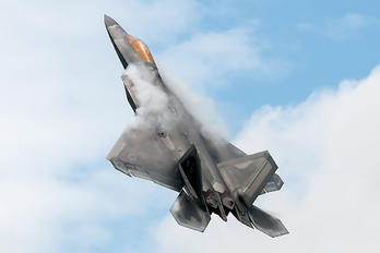 09-4191 - USA - Air Force Lockheed Martin F-22A Raptor