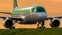 EI-CVB - Aer Lingus Airbus A320 aircraft