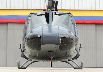 FAC4422 - Colombia - Air Force Bell UH-1H Iroquois