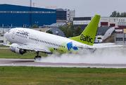 YL-BBN - Air Baltic Boeing 737-500 aircraft