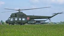 7338 - Poland - Army Mil Mi-2 aircraft