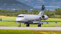 N118WT - Private Bombardier BD-700 Global Express aircraft