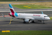 D-AEWE - Eurowings Airbus A320 aircraft