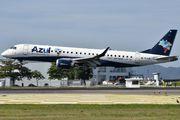 PR-AZB - Azul Linhas Aéreas Embraer ERJ-190 (190-100) aircraft