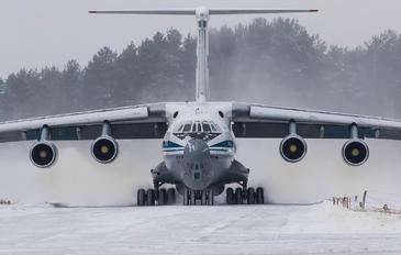 RF-78757 - Russia - Air Force Ilyushin Il-76 (all models)