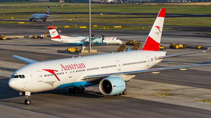 OE-LPB - Austrian Airlines/Arrows/Tyrolean Boeing 777-200ER