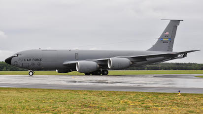 58-0058 - USA - Air Force AFRC Boeing KC-135R Stratotanker