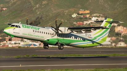 EC-LFA - Binter Canarias ATR 72 (all models)