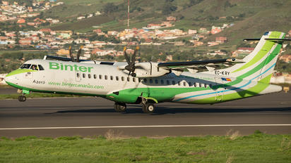 EC-KRY - Binter Canarias ATR 72 (all models)