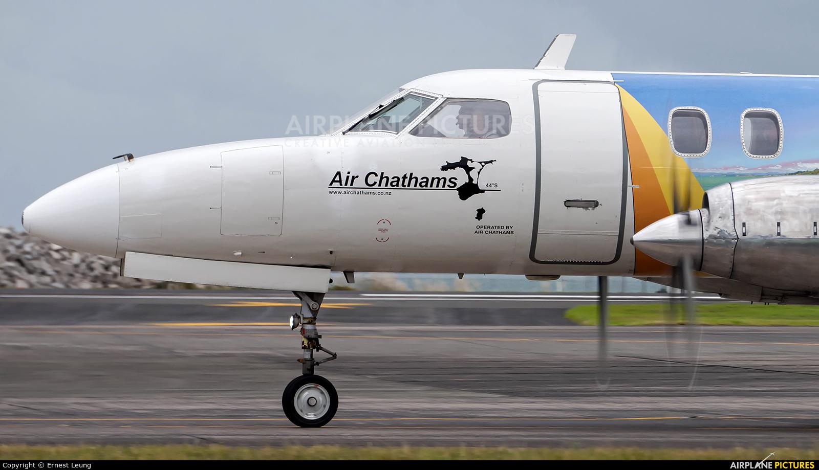 Air Chathams ZK-CIC aircraft at Auckland Intl