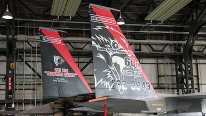 32-8943 - Japan - Air Self Defence Force Mitsubishi F-15J